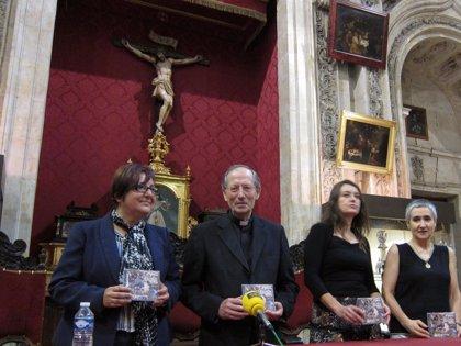 """Un nuevo disco recupera partituras del siglo XVIII que """"dormían"""" en el Archivo Catedralicio de Salamanca"""