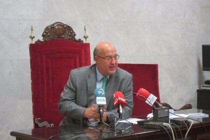 """Calparsoro espera que las """"necesarias reformas"""" de la Justicia """"sigan adelante, pero en la buena dirección"""""""