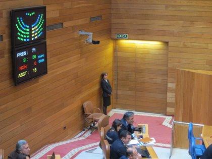 PP y PSdeG renuevan su compromiso con la ley de la CRTVG, que sigue sin mandato marco tres años después