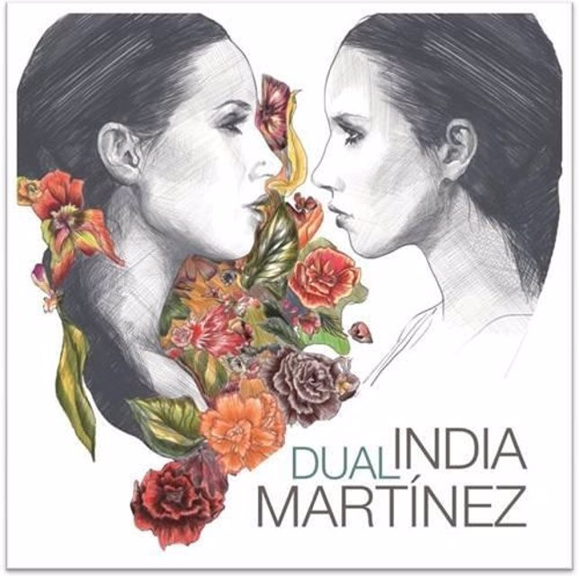 India Martínez colaborará con 15 artistas en Dual