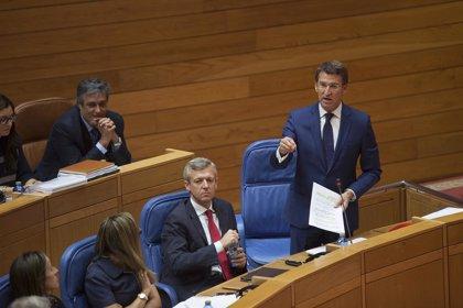 """Feijóo ratifica que aún se inicia """"un camino de débil recuperación"""""""