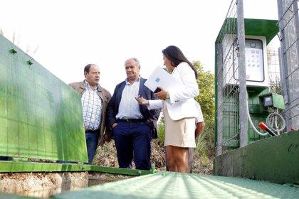 Cartes.- El Gobierno pone de nuevo en funcionamiento la depuradora de Bedicó