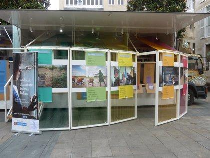 La Fundación Vicente Ferrer inaugura en Vitoria un exposición sobre la situación de las mujeres en la India