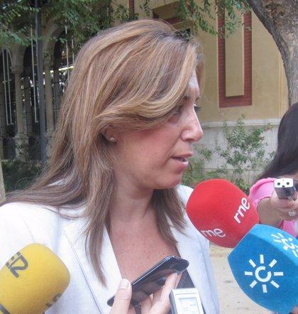"""Díaz lamenta que el Gobierno """"no tenga voluntad"""" de convocar la comisión bilateral"""