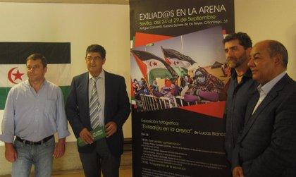 Una delegación de la Junta visitará campos de refugiados saharauis