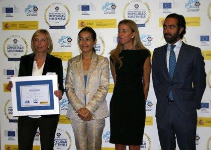 RSC.-Capsa Food premiada por su estrategia en Movilidad Sostenible