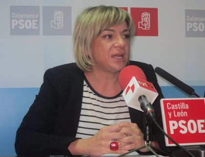 Dimite la senadora socialista Elena Diego, acusada de irregularidades cuando era alcaldesa de Villamayor (Salamanca)