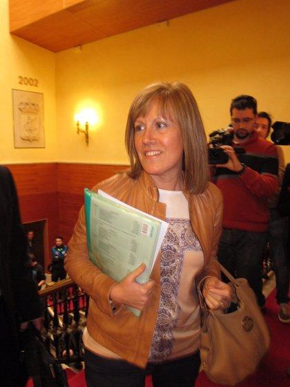 """Pilar F. Pardo pide a Fernández que imite a Gallardón y """"por coherencia"""" dimita como presidenta del PP en Asturias"""