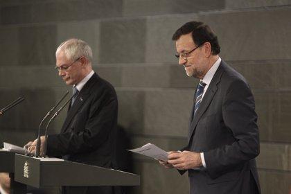"""Van Rompuy dice que caso de Cataluña es distinto a Escocia por """"restricciones constitucionales"""" a referéndum"""