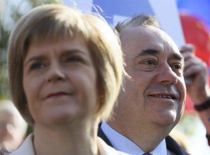 La 'número dos' de Salmond confirma que intentará sucederle