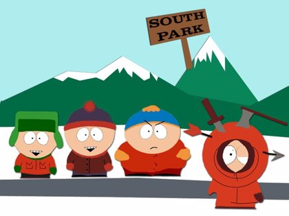 Los nuevos capítulos de South Park, en Comedy Central