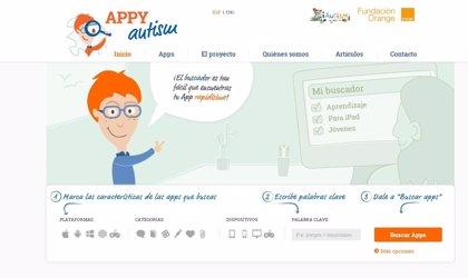 Appyautism, una web que recopila 'apps' para personas autistas