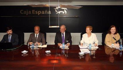 El Consejo de Administración de Banco Ceiss mantiene en Valladolid la primera reunión tras la integración en Unicaja