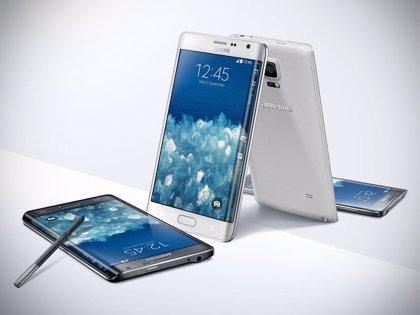 """Samsung dice que el Note Edge es un """"concepto de edición limitada"""""""