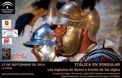 Las legiones romanas regresan a Itálica