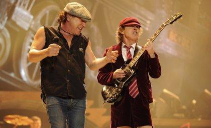 El regreso inminente de AC/DC