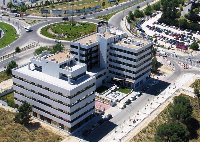 Uno de los activos inmobiliarios adquiridos por Hispania