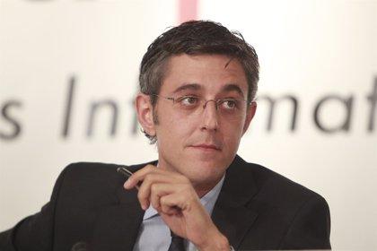 Eduardo Madina, vicepresidente segundo de la Comisión de Educación