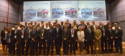 Volkswagen Navarra reúne a 44 responsables de Calidad y Producción