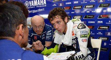 """Rossi: """"Llegué a la victoria en Misano paso a paso y hay que seguir así"""""""