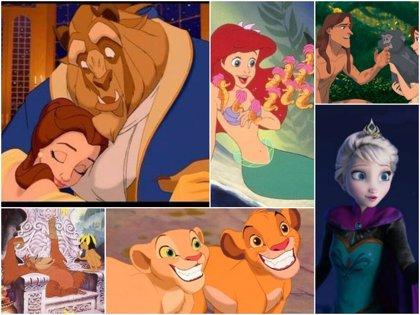 Las películas de Disney, vistas en orden cronológico