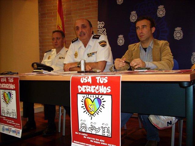 Policía Getafe