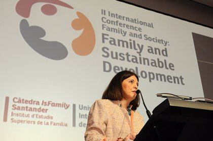 Arranca el II Congreso Internacional 'Familia y Sociedad' del Instituto de Estudios Superiores de la Familia