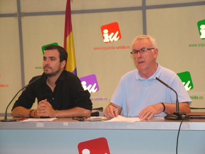 IU pide en un cuestionario que militantes y colectivos sociales opinen si debe converger con otras fuerzas de izquierda