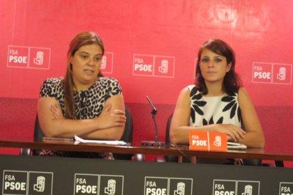 Los socialistas asturianos exigen que Rajoy retire el recurso de inconstitucionalidad