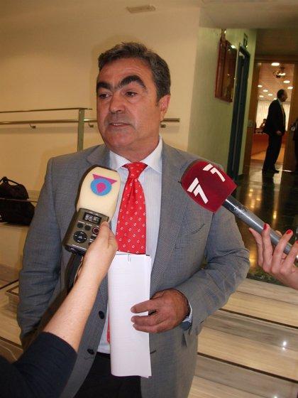 El alcalde de Calasparra, Jesús Navarro, dimite de su cargo y deja la Alcaldía a José Vélez