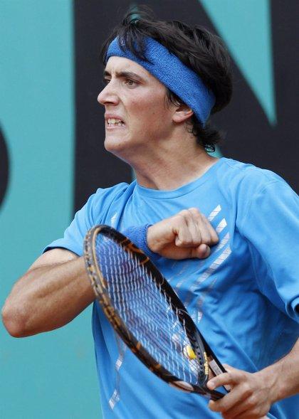 Agustín Velotti se impone ante Alejandro Falla en el Seguros Bolívar Open