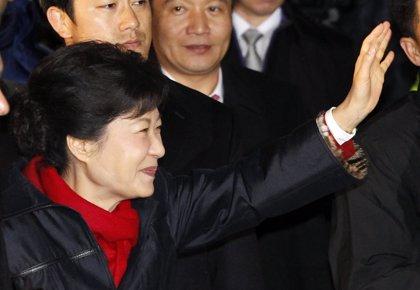 """Park insta a Corea del Norte a mejorar su """"pésimo historial"""" en DDHH y a poner fin a sus programas nucleares"""