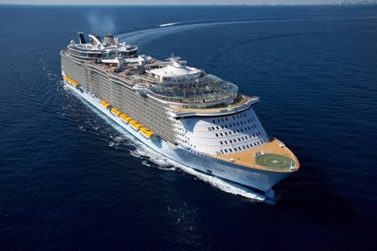 Málaga vuelve a recibir al mayor crucero del mundo