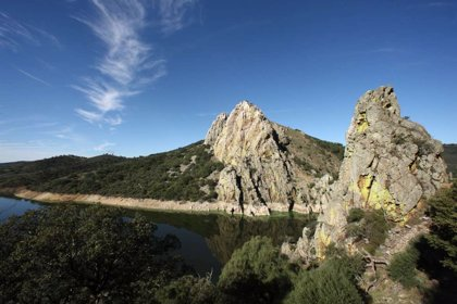 La Reserva de la Biosfera de Monfragüe supera la media de las 42 españolas