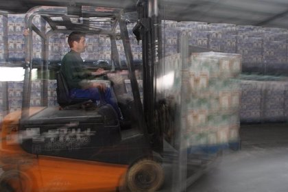 Los precios industriales acumulan trece caídas consecutivas en Galicia