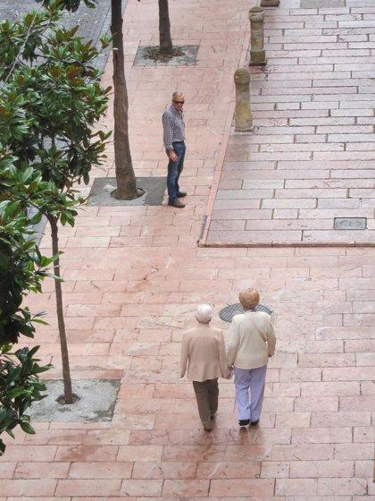 La pensión de jubilación sube a 1.059 euros