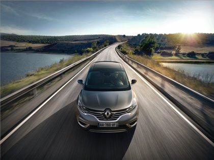 El nuevo Renault Espace verá la luz en el Salón de París