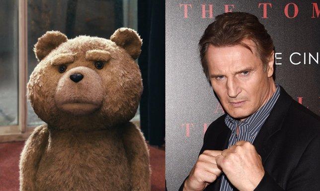 Liam Neeson estará en Ted 2