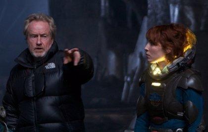 Ridley Scott: No habrá xenomorfos de Alien en Prometheus 2