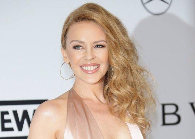 Kylie Minogue mal de amores