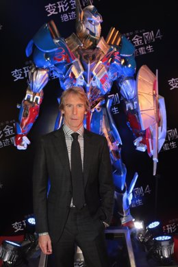 Michael Bay en Transformers