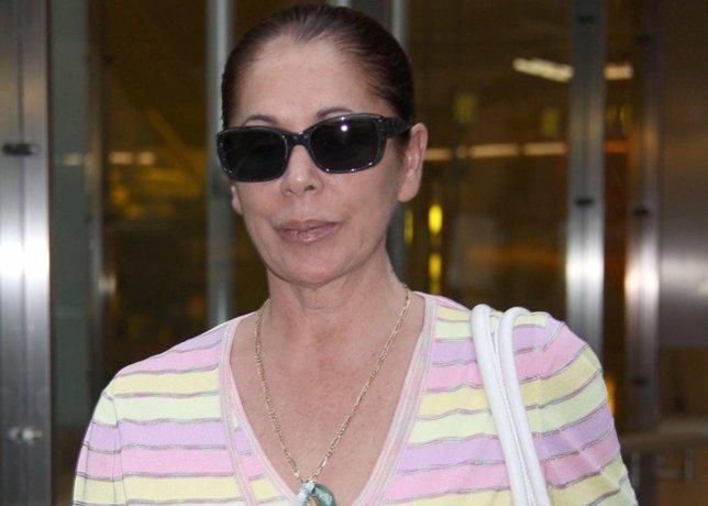 Isabel Pantoja se enfrenta al auto que la insta a entrar en prisión