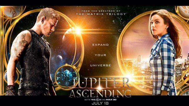 Jupiter Ascending de los Wachowski