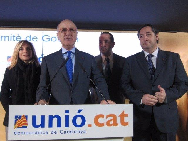 J.Ortega, J.A.Duran, R.Espadaler, J.M.Pelegrí (UDC)