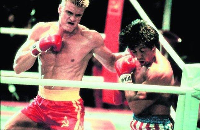 Drago contra Rocky