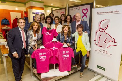 Bilbao acogerá el 12 de octubre la I Carrera solidaria del cáncer de mama