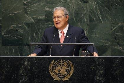 """El presidente salvadoreño insta a la ONU a asumir un """"papel creciente"""" en materia migratoria"""