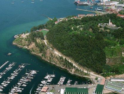 El TS anula el proyecto de rehabilitación del borde marítimo de A Guía, en Vigo, que costó 1,4 millones