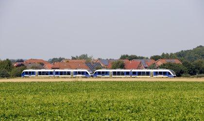 Alstom desarrolla el primer tren de pila de combustible