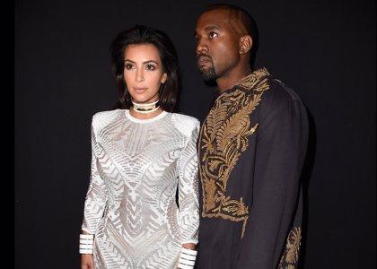 Kim Kardashian agredida en París... y Kanye West, quieto
